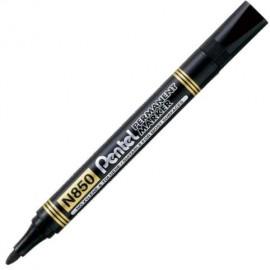 Μαρκαδόρος Pentel N850 Μαύρος