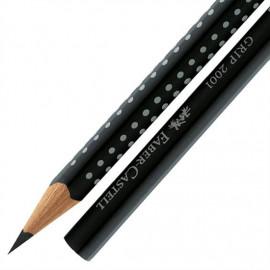 Μολύβι Faber Castell Grip Black
