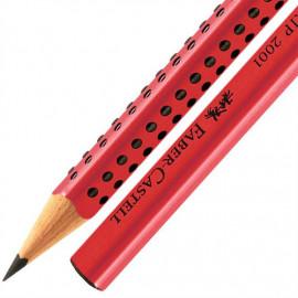 Μολύβι Faber Castell Grip Red