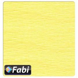 Γκοφρέ Fabi 50x200εκ Κίτρινο Ανοιχτό