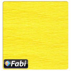 Γκοφρέ Fabi 50x200εκ Κίτρινο