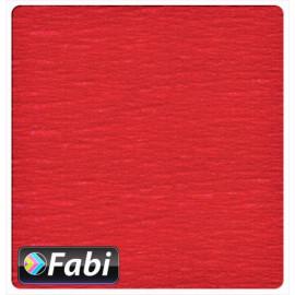 Γκοφρέ Fabi 50x200εκ Κόκκινο