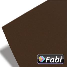 Κολάζ Χαρτόνι Fabi 50x70εκ 220γρ Νο113 Καφέ