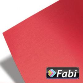 Κολάζ Χαρτόνι Fabi 50x70εκ 220γρ Νο110 κόκκινο