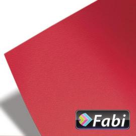 Κολάζ Χαρτόνι Fabi 50x70εκ 220γρ Νο108 Κόκκινο Σκούρο