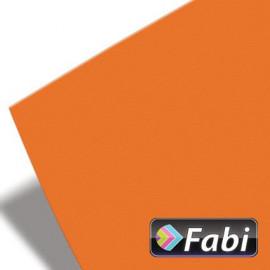 Κολάζ Χαρτόνι Fabi 50x70εκ 220γρ Νο109 Πορτοκαλί