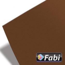 Κολάζ Χαρτόνι Fabi 50x70εκ 220γρ Νο111 Σοκολατί