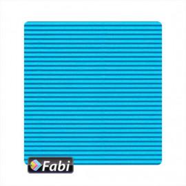 Οντουλέ Fabi 50x70εκ 230γρ Γαλάζιο 135