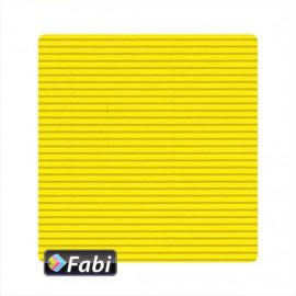 Οντουλέ Fabi 50x70εκ 230γρ Κίτρινο 112