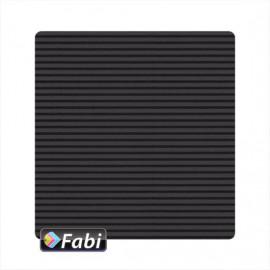 Οντουλέ Fabi 50x70εκ 230γρ Μαύρο 190