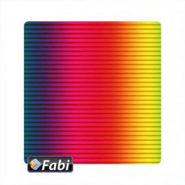 Οντουλέ Fabi 50x70εκ 230γρ Ουράνιο Τόξο 182