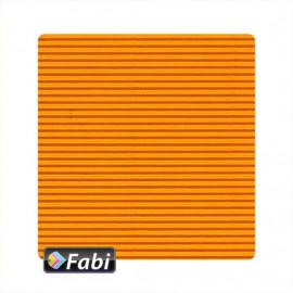 Οντουλέ Fabi 50x70εκ 230γρ Πορτοκαλί 141