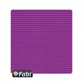 Οντουλέ Fabi 50x70εκ 230γρ Βιολέ 161