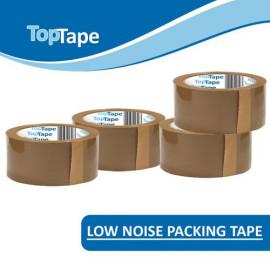 Ταινία Συσκευασίας TopTape Καφέ 48mm